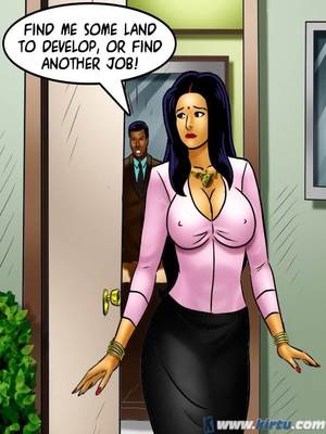 Adult Comics Savita Bhabhi 69- Student Affairs Porn Comic 110