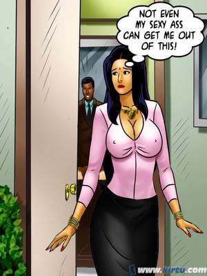 Adult Comics Savita Bhabhi 69- Student Affairs Porn Comic 111