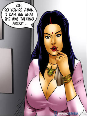 Adult Comics Savita Bhabhi 69- Student Affairs Porn Comic 118