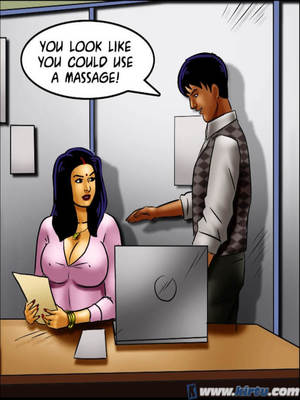 Adult Comics Savita Bhabhi 69- Student Affairs Porn Comic 124
