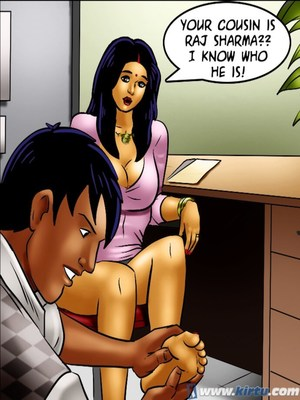 Adult Comics Savita Bhabhi 69- Student Affairs Porn Comic 136