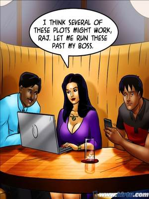 Adult Comics Savita Bhabhi 69- Student Affairs Porn Comic 144