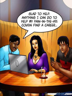 Adult Comics Savita Bhabhi 69- Student Affairs Porn Comic 145