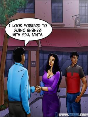 Adult Comics Savita Bhabhi 69- Student Affairs Porn Comic 146