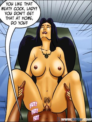 Adult Comics Savita Bhabhi 69- Student Affairs Porn Comic 171