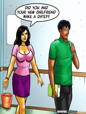 Adult Comics Savita Bhabhi 69- Student Affairs Porn Comic 47