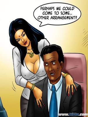 Adult Comics Savita Bhabhi 69- Student Affairs Porn Comic 57