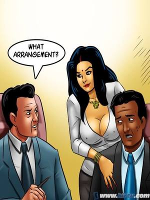 Adult Comics Savita Bhabhi 69- Student Affairs Porn Comic 58