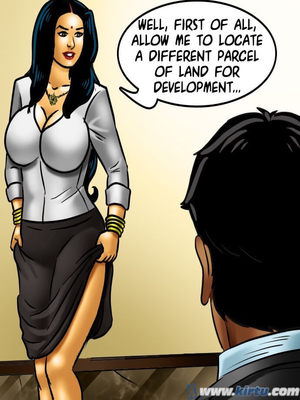 Adult Comics Savita Bhabhi 69- Student Affairs Porn Comic 59