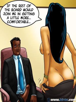 Adult Comics Savita Bhabhi 69- Student Affairs Porn Comic 63