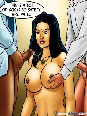 Adult Comics Savita Bhabhi 69- Student Affairs Porn Comic 69