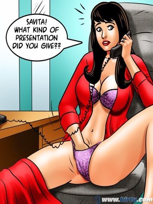 Adult Comics Savita Bhabhi 69- Student Affairs Porn Comic 86