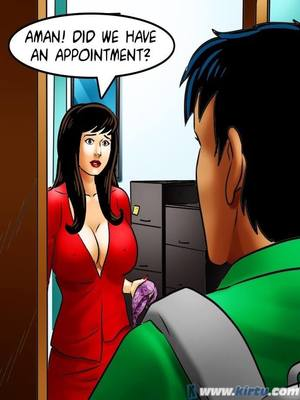 Adult Comics Savita Bhabhi 69- Student Affairs Porn Comic 98