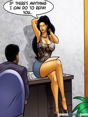 Adult Comics Savita Bhabhi 70- Nehau2019s Education Porn Comic 09