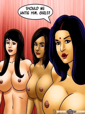 Adult Comics Savita Bhabhi 70- Nehau2019s Education Porn Comic 102