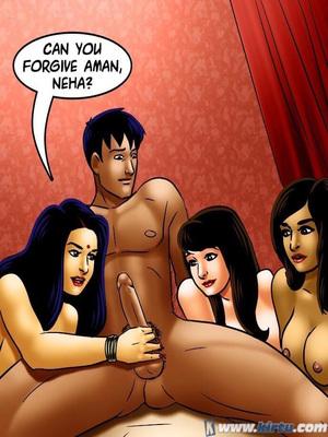 Adult Comics Savita Bhabhi 70- Nehau2019s Education Porn Comic 110