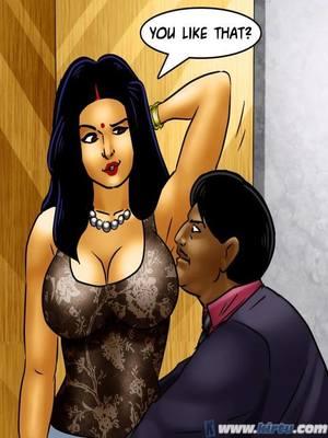 Adult Comics Savita Bhabhi 70- Nehau2019s Education Porn Comic 14