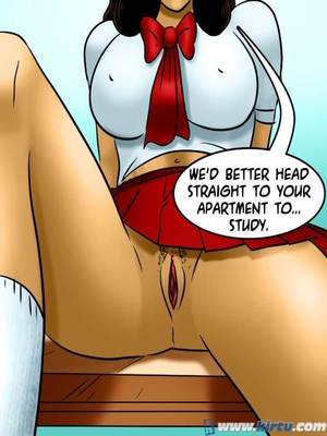 Adult Comics Savita Bhabhi 70- Nehau2019s Education Porn Comic 48