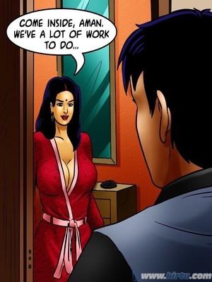 Adult Comics Savita Bhabhi 70- Nehau2019s Education Porn Comic 65