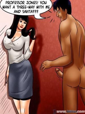 Adult Comics Savita Bhabhi 70- Nehau2019s Education Porn Comic 74