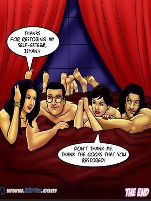 XXX – Savita Bhabhi 72- Savita loses her Mojo Porn Comic