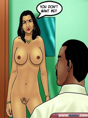 Adult Comics Savita Bhabhi 73- Caught in the Act Porn Comic 107