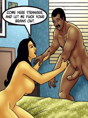 Adult Comics Savita Bhabhi 73- Caught in the Act Porn Comic 17