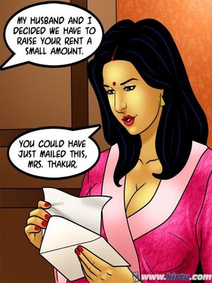 Adult Comics Savita Bhabhi 73- Caught in the Act Porn Comic 27