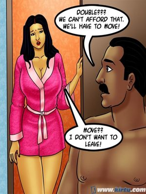 Adult Comics Savita Bhabhi 73- Caught in the Act Porn Comic 31