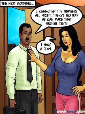 Adult Comics Savita Bhabhi 73- Caught in the Act Porn Comic 33