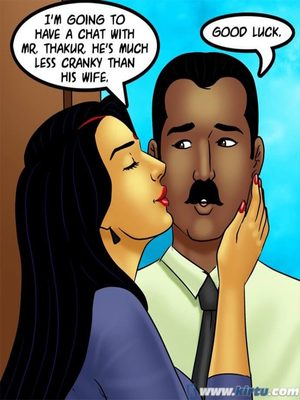 Adult Comics Savita Bhabhi 73- Caught in the Act Porn Comic 34