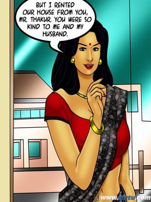 Adult Comics Savita Bhabhi 73- Caught in the Act Porn Comic 41