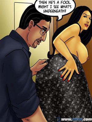 Adult Comics Savita Bhabhi 73- Caught in the Act Porn Comic 52