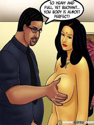 Adult Comics Savita Bhabhi 73- Caught in the Act Porn Comic 56