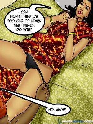 Adult Comics Savita Bhabhi 73- Caught in the Act Porn Comic 79