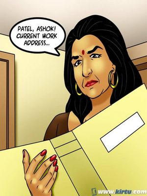 Adult Comics Savita Bhabhi 73- Caught in the Act Porn Comic 95