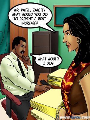 Adult Comics Savita Bhabhi 73- Caught in the Act Porn Comic 98