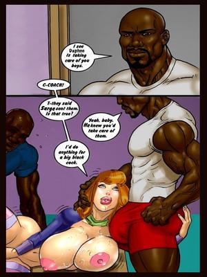 Interracial : Scandalous Daphne Chapter 3-4, John Persons Porn Comic sex 23