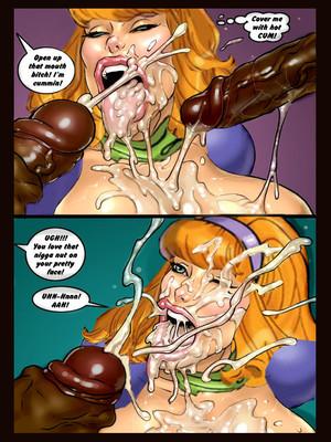 Interracial : Scandalous Daphne Chapter 3-4, John Persons Porn Comic sex 29