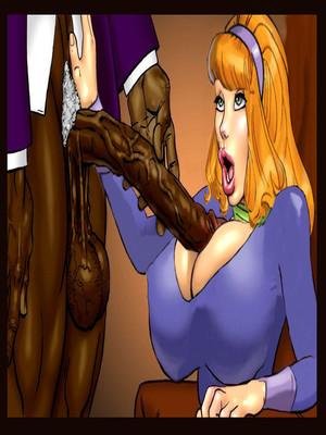 Interracial : Scandalous Daphne Chapter 3-4, John Persons Porn Comic sex 37