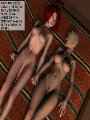 3D Porn Comics School For Girls Ch.11- Sisters Porn Comic 37