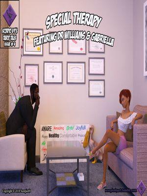 Porn Comics - Scorpio69- Special Therapy free Porn Comic