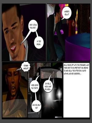 3D Porn Comics Seduced & Abandoned- BlackonWhite Porn Comic 04