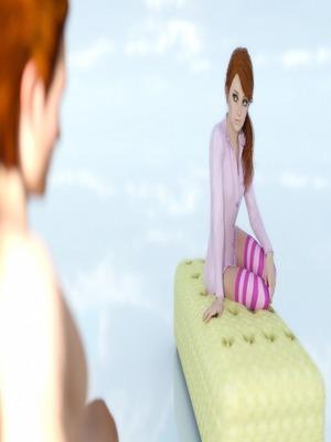 3D : Seduced by Teen Daughter- BadOnion Porn Comic sex 02