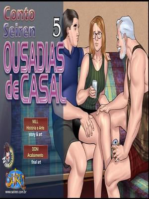 Porn Comics - Seiren- Daring Couple 5 free Porn Comic