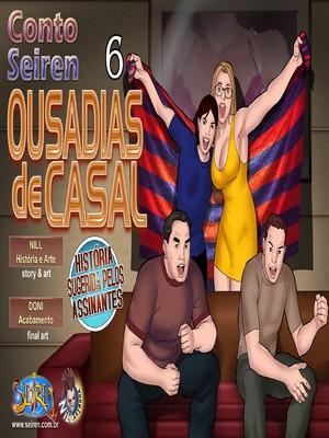 Porn Comics - Seiren- Daring Couple 6 (English) free Porn Comic