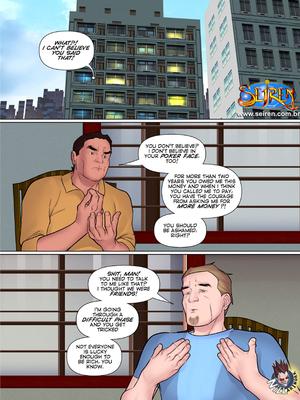 Adult Comics Seiren- Discredit Porn Comic 02