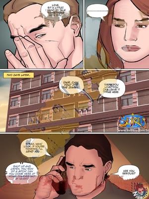 Adult Comics Seiren- Discredit Porn Comic 06