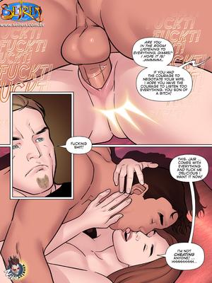 Adult Comics Seiren- Discredit Porn Comic 16