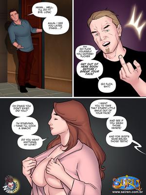 Adult Comics Seiren- Discredit Porn Comic 23